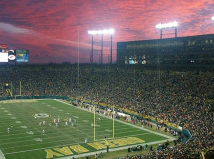 Image for Under the Lights of Lambeau
